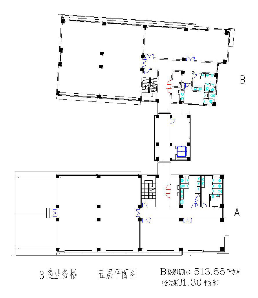 怎样看楼房的电路图